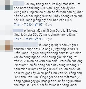Cư dân mạng xót xa trước sự khốn khó của NSƯT Trần Hạnh - Tin sao Viet - Tin tuc sao Viet - Scandal sao Viet - Tin tuc cua Sao - Tin cua Sao