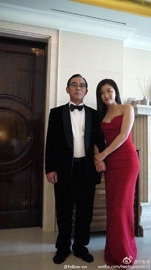 Với Ha Ji Won, bố cô là người cha tuyệt vời. (Ảnh: Internet)