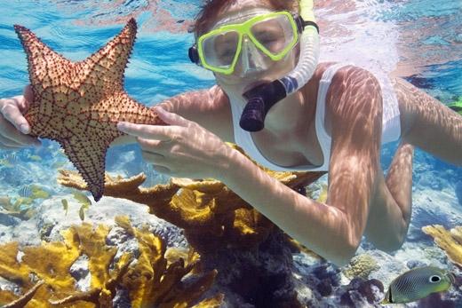 Hòn Tằm không thiếu các trò chơi giải trí biển dành cho du khách từ bóng đá, bóng chuyền, chèo thuyền, câu cá, lặn biển …