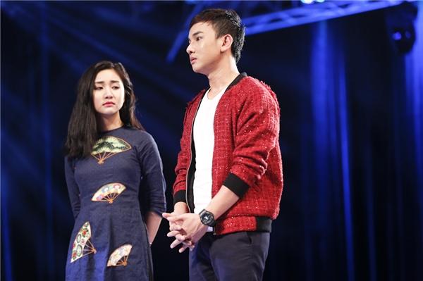 Trong tập này, ban giám khảo lại tiếp tục loại kép thí sinh Hải Yến và Lê Văn Thảo.