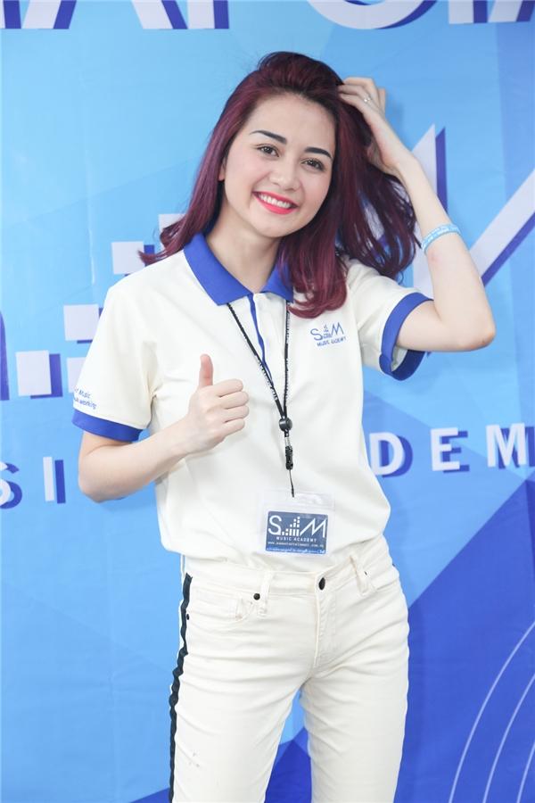 """Thiều Bảo Trang cũng là một thành viên trong """"đại gia đình""""SAM Music Academy - Tin sao Viet - Tin tuc sao Viet - Scandal sao Viet - Tin tuc cua Sao - Tin cua Sao"""