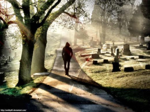 Người sắp chết có nhiều biểu hiện lạ cả về thể xác lẫn tinh thần. (Ảnh: Internet)