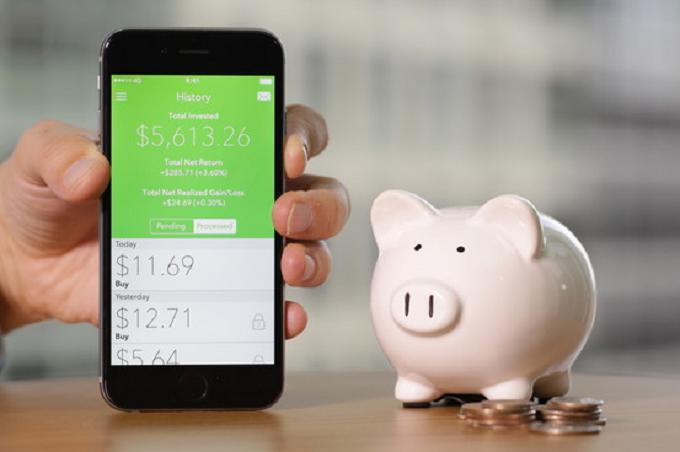 Chăm chỉ sử dụng ứng dụng này mỗi ngày như dùng Facebook sẽ giúp bạn biết cách cân đối chi tiêu hơn.(Ảnh: Internet)