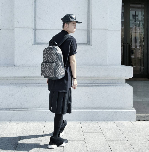 Chụp ảnh chất, Kelbin Lei bất ngờ xuất hiện trên Instagram của Gucci