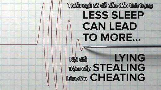 Những sự thật kinh hoàng về giấc ngủ ít người biết
