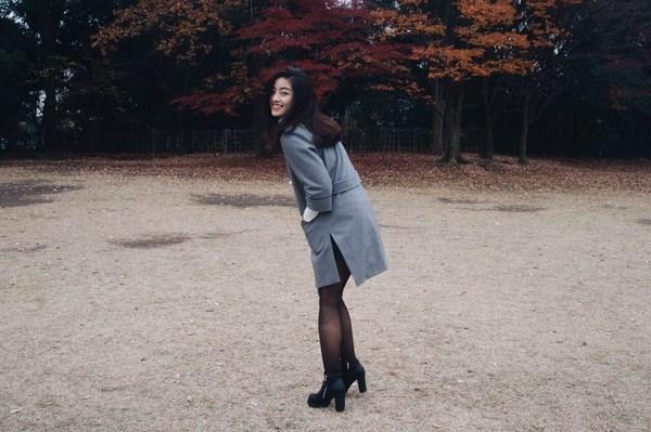 Cô nàng mơ ước rằng sau này sẽ làm việc trong cơ quan ngoại giao, để phát triển thêm quan hệ tốt đẹp giữa 2 nước Việt - Nhật. (Ảnh: Internet)