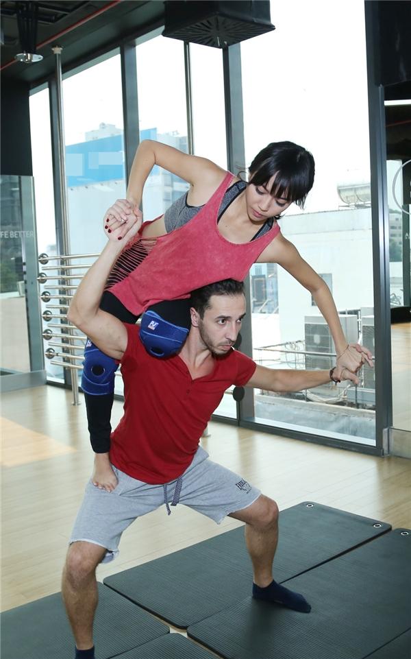Bước nhảy hoàn vũ 2016 sẽ là đấu trường đánh dấu bước chuyển mình mạnh mẽ của Diệu Nhi. - Tin sao Viet - Tin tuc sao Viet - Scandal sao Viet - Tin tuc cua Sao - Tin cua Sao