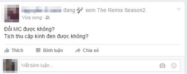"""Đồng nghiệp nói gì khi MC Thành Trung bị """"ném đá"""" tại The Remix? - Tin sao Viet - Tin tuc sao Viet - Scandal sao Viet - Tin tuc cua Sao - Tin cua Sao"""