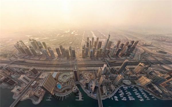 Dubai ngày nay là một quốc gia siêu phồn thịnh. (Ảnh: Internet)