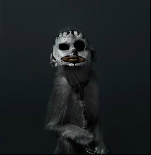 """""""Ta là thần khỉ, xuất thân từ bộ tộc da đỏ!"""". (Ảnh: Digitiser2000)"""