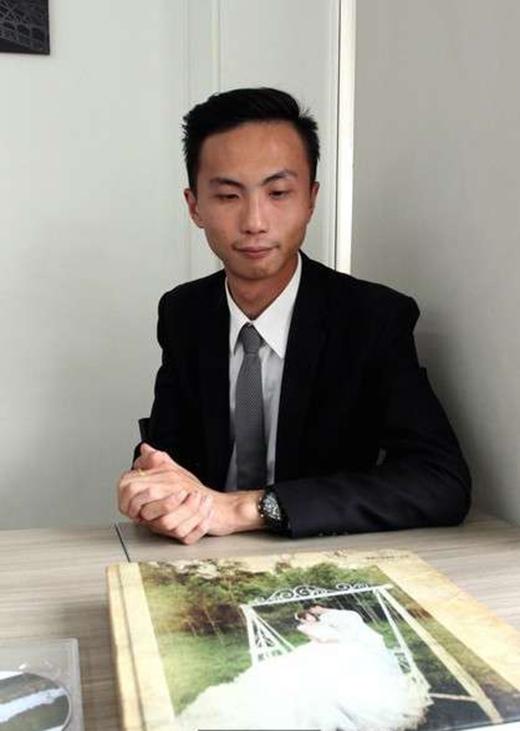 Anh Từ Quang Huy (Ảnh: Internet)