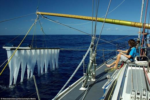 Con người cũng nên có ý thức bảo vệ biển xanh. (Ảnh: Daily Mail)