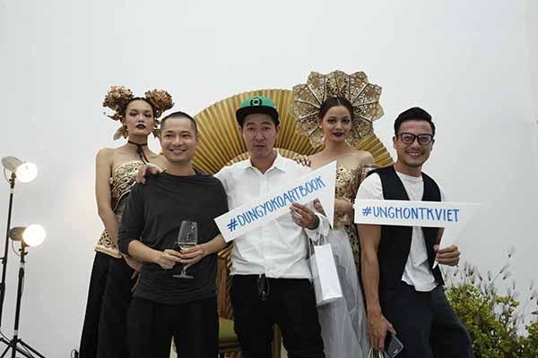 Jun (365) lịch lãm, Vũ Cát Tường cá tính dự tiệc thời trang - Tin sao Viet - Tin tuc sao Viet - Scandal sao Viet - Tin tuc cua Sao - Tin cua Sao
