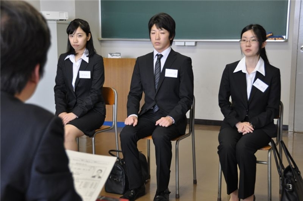 Phụ nữ Nhật Bản ngày nay đa phần quan tâm đến sự nghiệp của mình hơn là hôn nhân và gia đình. (Ảnh: Internet)