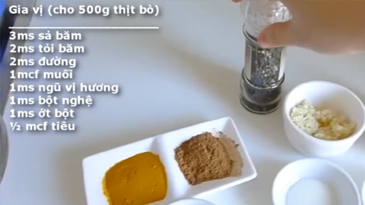Cách làm khô bò tại nhà vừa ngon vừa sạch
