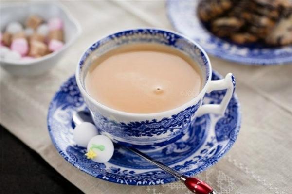 """Trà sữa """"hoàng gia""""được nhiều người Nhật Bản yêu thích vì vị thơm ngon của nó. (Ảnh: Internet)"""