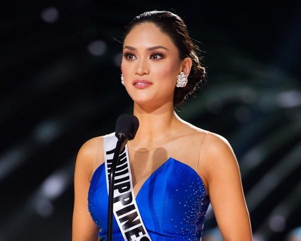 Đương kim Miss Universe cũng được khen ứng xử thông minh. Ảnh: Missosology - Tin sao Viet - Tin tuc sao Viet - Scandal sao Viet - Tin tuc cua Sao - Tin cua Sao