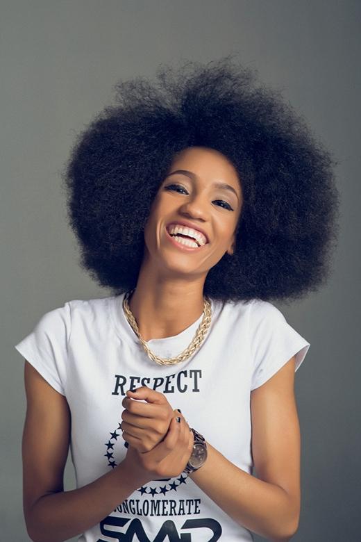 Nữ ca sĩ với tấm lòng hảo tâm Di'Ja (Ảnh: Internet)