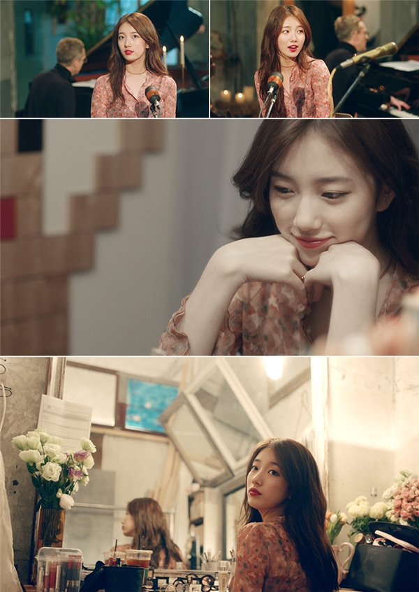 Baekhyun và Suzy chung tay