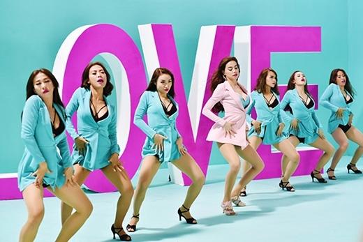 MV What is love