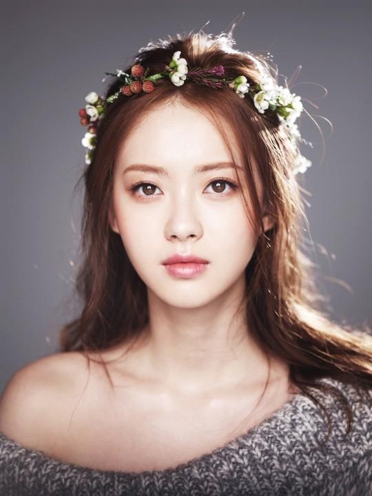 Nữ diễn viên Go Ara sở hữu làn da đẹp tuyệt vời. (Ảnh: Internet)