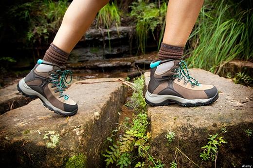 Đôi giày thể thao dành cho người ưa hoạt động (Ảnh: Internet)