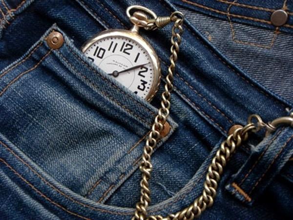 Chiếc túi này được sáng tạo với mục đích ban đầu là đựng đồng hồ. (Ảnh: Internet)