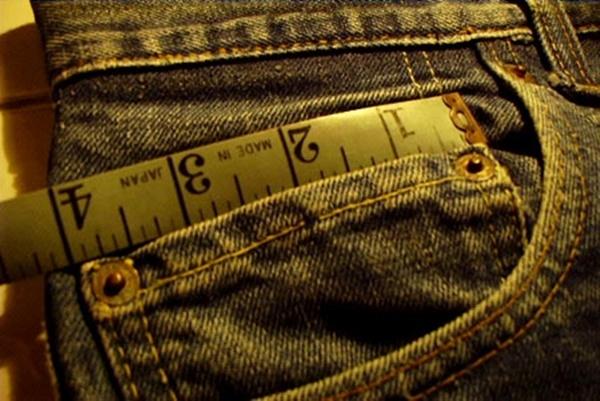 Đường kính ban đầu của miệng túi là khoảng hơn 3cm để vừa với đồng hồ. (Ảnh: Internet)