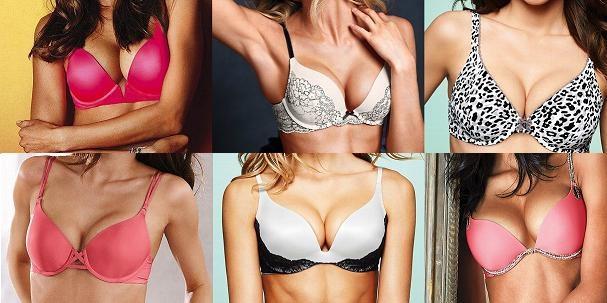 Nhiều mẫu áo ngực cho hằng ngày. (Ảnh: Internet)