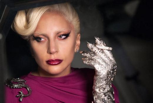 Lady Gaga trong bộ phim truyền hình ăn khách American Horror Story (Ảnh: Suzanne Tenner)