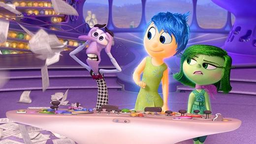 Inside Out (Ảnh: Disney)