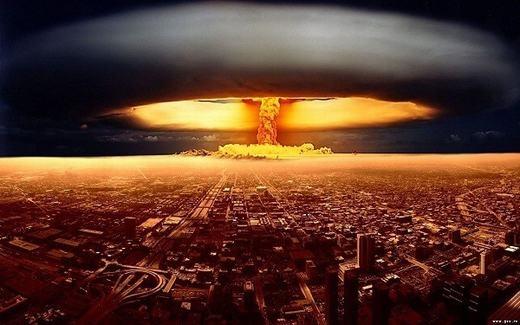 Nó sẽ gây ra vụ nổ lớn gấp trăm ngàn lần bom nguyên tử. (Ảnh minh họa: Internet)