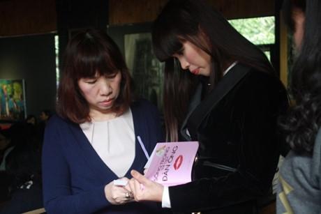 Hà Anh đồng hành cùng phái nữ khám phá thế giới đàn ông - Tin sao Viet - Tin tuc sao Viet - Scandal sao Viet - Tin tuc cua Sao - Tin cua Sao