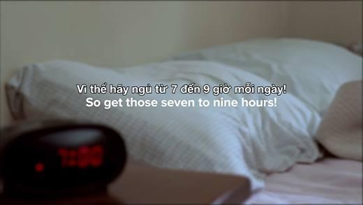 Bí quyết ngủ ngon về đêm dành cho người hay bồn chồn mất ngủ