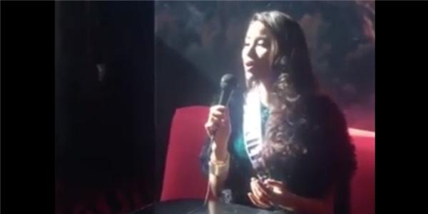 Loạt clip cho thấy Phạm Hương thích hợp làm ca sĩ hơn cả hoa hậu