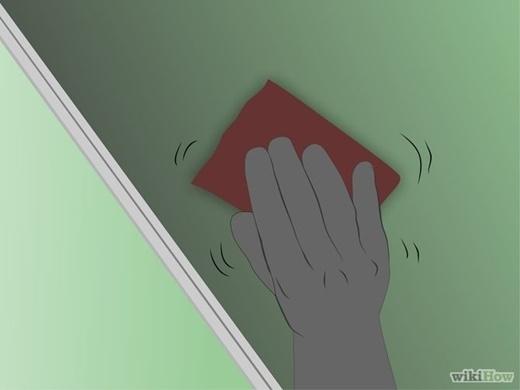 Mách bạn các cách đơn giản loại bỏ triệt để nấm mốc trên trần nhà
