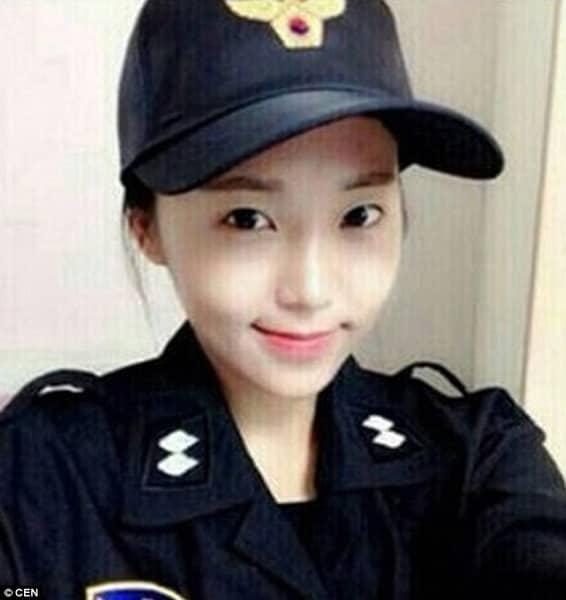 Nữ cảnh sát Miso. (Ảnh: Internet)