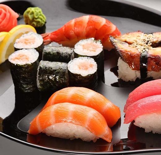 Ẩm thực Nhật Bản.
