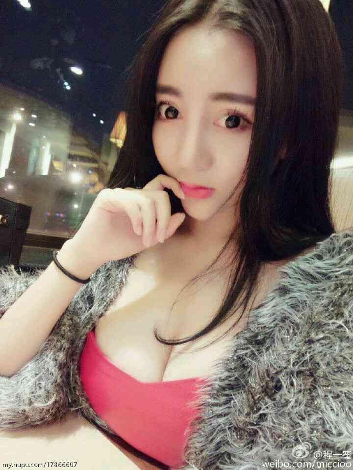 """Trình Nhất Mậtthu hút hơn 150.000 lượt theo dõi trên Weibovàđượccộng đồng mạngưu ái gọi là""""Sát thủ trạch nam"""". (Nguồn Weibo)"""