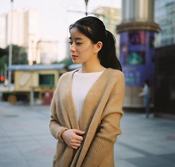 Những hình ảnh vô cùng xinh đẹp của Tôn Ức Văn. (Ảnh:Internet)