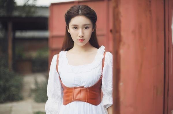 """""""Nữ thần sắc đẹp"""" Vương Tử Huyên. (Ảnh: Internet)"""