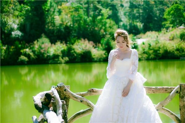 Mỹ Tâm mặc váy cưới lộng lẫy như nàng công chúa - Tin sao Viet - Tin tuc sao Viet - Scandal sao Viet - Tin tuc cua Sao - Tin cua Sao