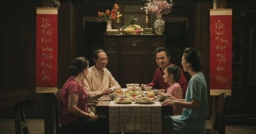 Không có niềm vui nào quý giá hơn khoảnh khắc gia đình sum họp.