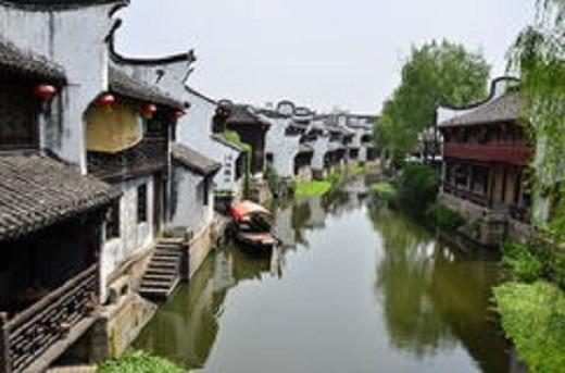 Phố cổ Yuehe cách Thượng Hải không xa là điểm dừng chân lí tưởng cho các gia đình vào mỗi cuối tuần.(Ảnh: Internet)