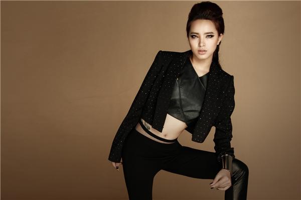 Hải Băng quyết tâm theo đuổi phong cách khỏe khoắn của Lee Hyori - Tin sao Viet - Tin tuc sao Viet - Scandal sao Viet - Tin tuc cua Sao - Tin cua Sao