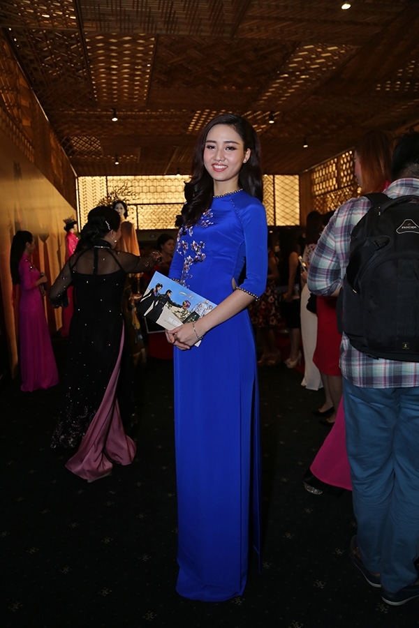 Á hậu Hoàn vũ Việt Nam 2015 Ngô Trà My. Cô gái này sẽ là đại diện của Việt Nam tại Miss Universe 2016. - Tin sao Viet - Tin tuc sao Viet - Scandal sao Viet - Tin tuc cua Sao - Tin cua Sao
