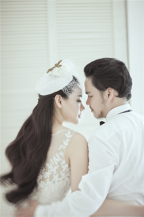 Say đắm trước bộ ảnh cưới đẹp như tranh của Trang Nhung - Tin sao Viet - Tin tuc sao Viet - Scandal sao Viet - Tin tuc cua Sao - Tin cua Sao