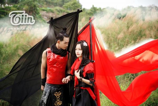 9x Việt cosplay 'Thái tử phi thăng chức ký' được đạo diễn phim khen hết lời