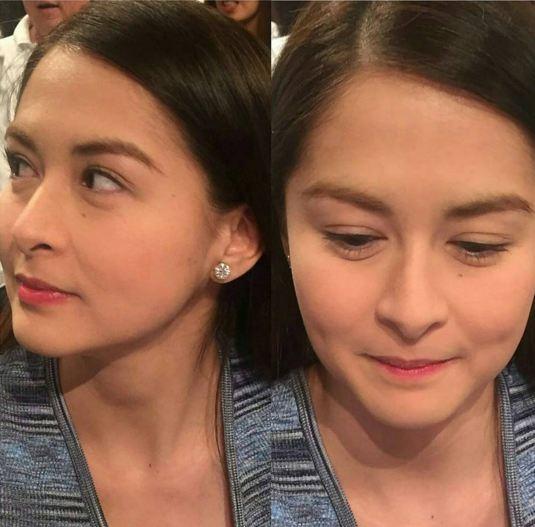Gương mặt xinh đẹpcủa Marian vẫn khiến nhiều người xao xuyến.
