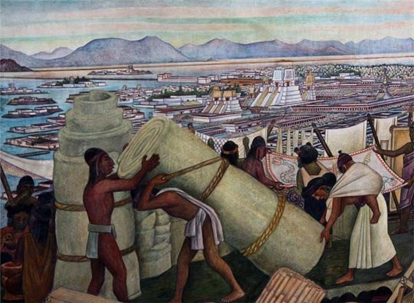 Theo kết quả nghiên cứu,vườn thú lớn tại thủ đô Tenochtitlancủa đế chế Aztec là nơi được sử dụng để nhân giống sói, báo sư tử, linh miêu, chim săn mồi và rắn chuông.